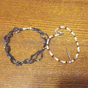 2 bracelets ~ part out?